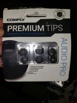 Premium tips audio pro for Sale in Chula Vista, CA