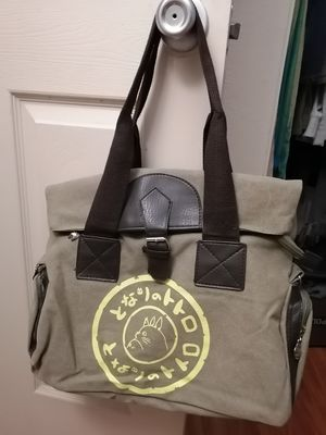 New Totoro Canvas Bag 16' x 13' for Sale in Hacienda Heights, CA