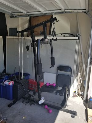 Marcy home gym for Sale in Las Vegas, NV