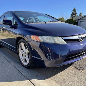 2006 Honda Civic LX for Sale in Roseville, CA