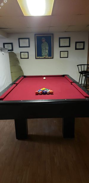 Pool Table for Sale in Martinsburg, WV