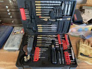 Drill bit set for Sale in Sebastian, FL