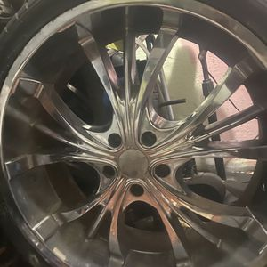 Rims Forte 24s for Sale in Los Angeles, CA