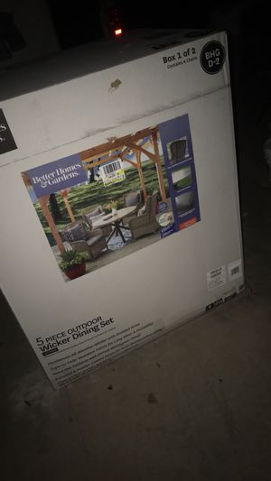 Brand new patio furniture set for Sale in Gilbert, AZ