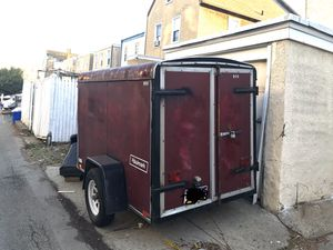 5x8 cargo trailer for Sale in Norristown, PA