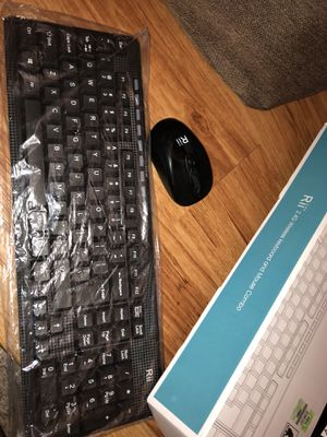 Wireless keyboard with mouse for Sale in Nashville, TN