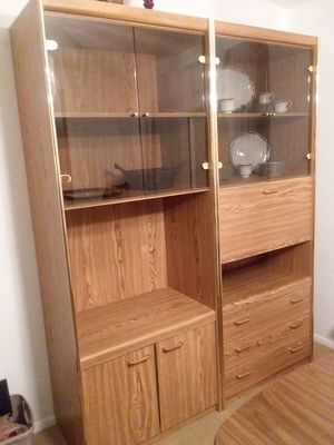 China cabinet display case for Sale in Phoenix, AZ