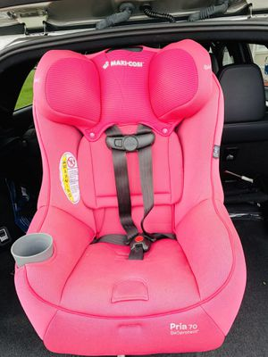 Pink Reclinable Maxi Cosi Pria 70 Car Seat $60 FIRM! for Sale in Hialeah, FL