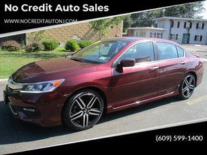 2016 Honda Accord Sedan for Sale in Trenton, NJ