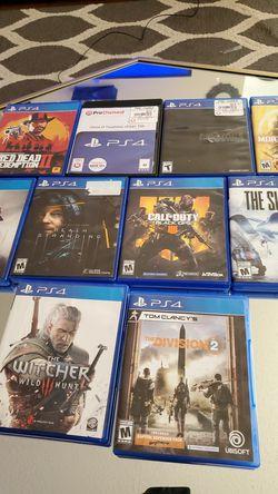 PS4 Games for Sale in Harrisonburg,  VA