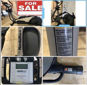NordicTrack AudioStrider 600 Elliptical $250. for Sale in Miami, FL