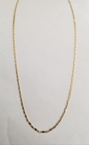 Valentino chain 14k gold for Sale in Fort Myers, FL