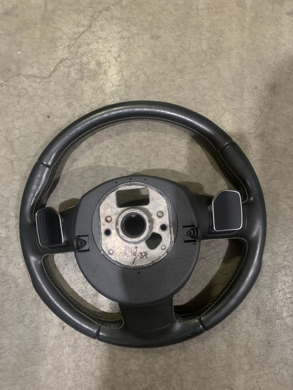 Audi S5 2011 Steering Wheel