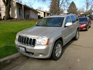 2008 Jeep Grand Cherokee fully loaded Hemi V8 needs engine for Sale in Fair Oaks, CA