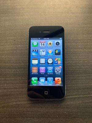 RARE iPhone 4s 16gb RUNNING IOS 6 for Sale in Martinez, CA