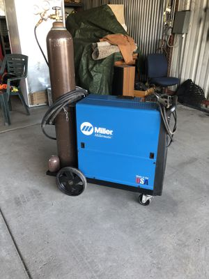 Millermatic welder for Sale in Stockton, CA