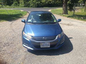 2010 Honda insight hybrid for Sale in Fort Belvoir, VA