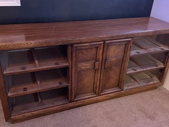 Solid Wood Dresser (Has Matching Armoire) for Sale in Lake Stevens,  WA