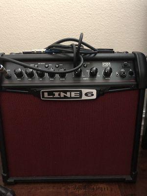 Line 6 Spider Classic 15 Red Amp for Sale in Laguna Beach, CA