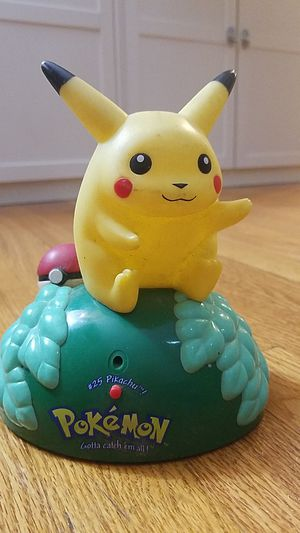 Pokemon Nintendo #25 Pikachu collectable for Sale in St. Louis, MO