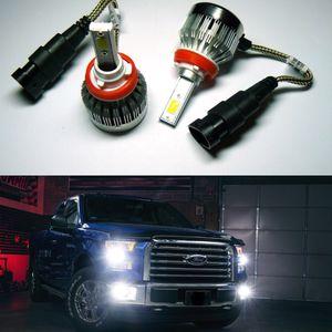 LED headlights foglights for all cars ford Chevy Chevrolet Hemi 3500 Silverado 2500 f150 f250 f350 Colorado Canyon 1500 for Sale in La Puente, CA