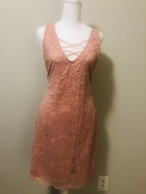 Dress 👗 with Lace 💛 for Sale in Austin, TX
