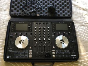 Numark Nv + Case for Serato Dj for Sale in Arlington, VA
