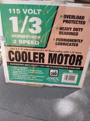 Cooler motor for Sale in Las Vegas, NV
