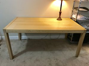 "IKEA Large Desk 59"" x 33"" for Sale in Germantown, MD"