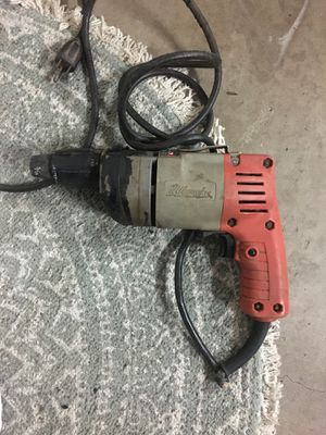 Milwaukee drill for Sale in Plano, TX