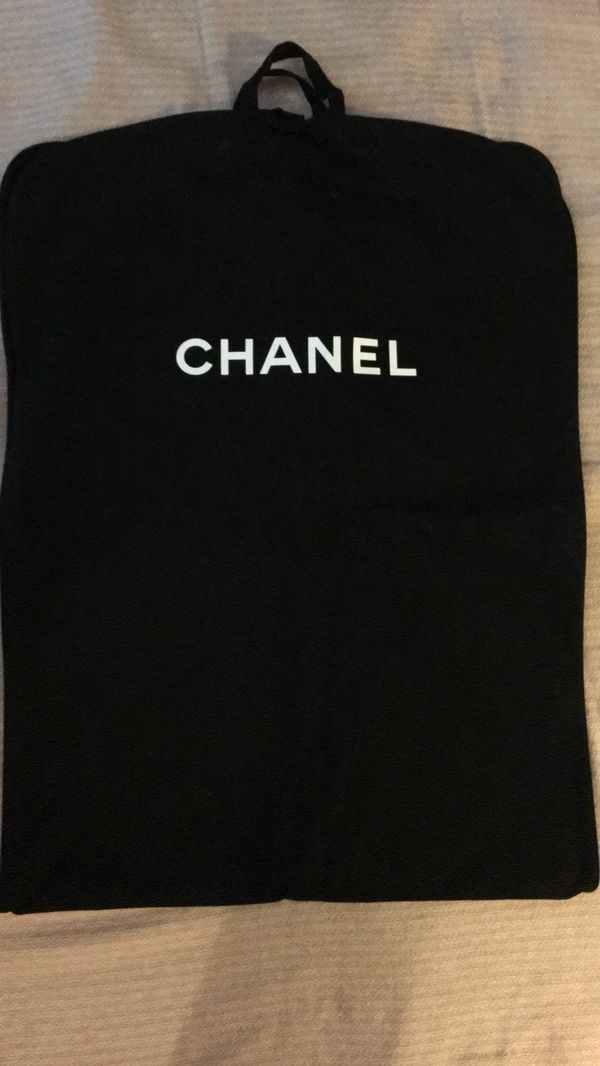 Authentic designer garment bag