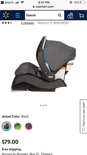 Evenflo embrace infant car seat for Sale in Bay Minette, AL