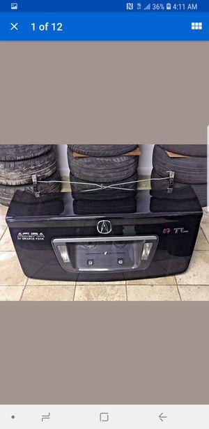 Used 2004-2008 Acura TL 3.2L J32A3 V6 Black Trunk for Sale in Atlanta, GA