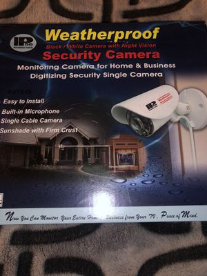 Security Camera- Brand New for Sale in Chandler, AZ