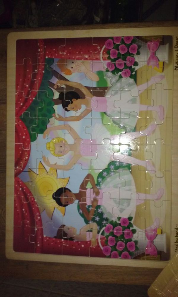 Wooden Jigsaw Puzzle for Sale in Garland, TX - OfferUp