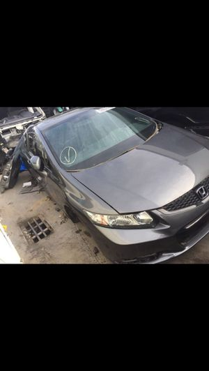 Parts 2013 Honda Civic Si parting out oem part partes for parts for Sale in Miami, FL