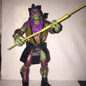 TMNT Donatello movie action figure 12 inch for Sale in Cicero, IL