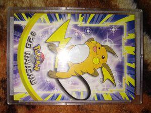 Pokemon #26 card for Sale in Phoenix, AZ