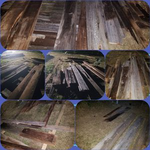Old Growth Pine and Oak Barn Wood for Sale in White Hall, AR