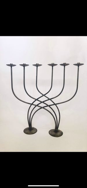 Large mid century candelabra for Sale in Tempe, AZ