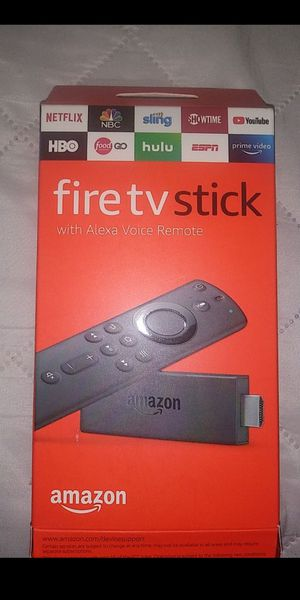 AMAZON FIRESTICK UNLOCKED for Sale in El Paso, TX