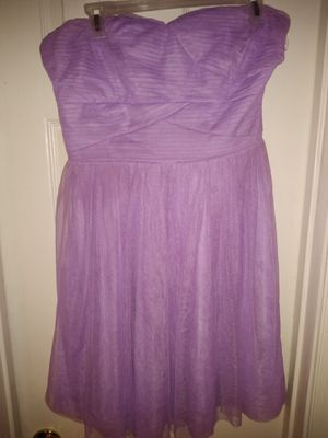 Purple Dress Size L for Sale in Dale City, VA