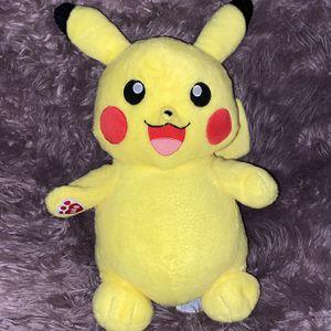 Build A Bear Workshop Pokemon Pikachu Plush for Sale in Irving, TX