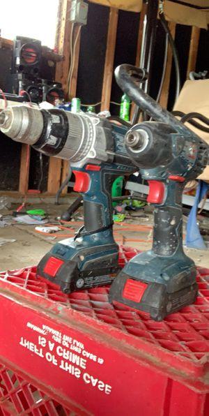 Bosch drill set for Sale in Washington, IL