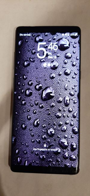 Samsung Galaxy Note 8 Edge for Sale in Sun City, AZ