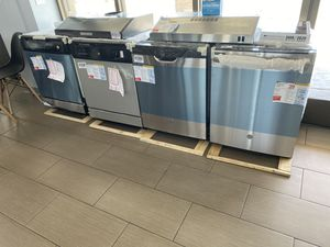 GE dishwasher now only $40 down and 100 days same as cash financing for Sale in Las Vegas, NV