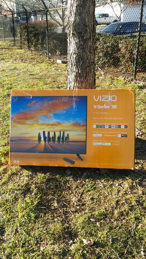 Price firm brand new 50 inch Vizio 4K smart V series for Sale in Winston-Salem, NC