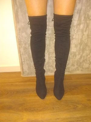 Sexy thigh high boots for Sale in Portland, OR