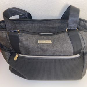 Grey Fisher Price Baby Diaper Bag for Sale in Phoenix, AZ