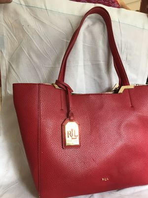 Ralph Lauren tote bag for Sale in Rehoboth, MA